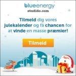 blue energy julekalender